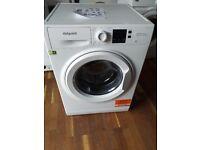 HOTPOINT Core NSWR 843C WK UK 8 kg 1400 Spin Washing Machine - White RRP £319.00