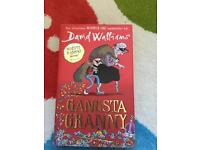 David Walliams Gangsta Granny VGC