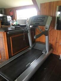 Commercial Treadmill Life Style 95ti