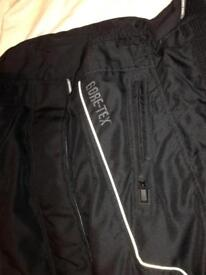 Motorcycle jacket - goretex