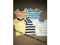 Baby Boys Clothing, all in excellent condition