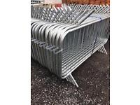 *New* Pedestrian Barriers ~ Crowd Control