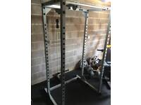 Power Cage / Rack with cable