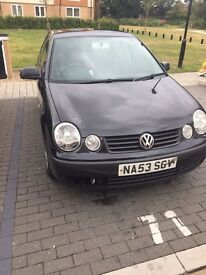 POLO 1.2 S 53 REG BLACK LONG MOT