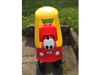 Very good condition cosy coupe