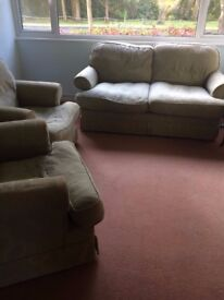 THREE PIECE SUITE for sale Good condition