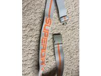 Superdry medium men's belt