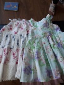 Girls clothes 9 to 12 monthes