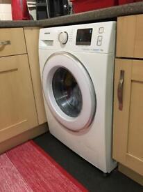 Samsung ecobubble washing