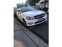 Mercedes C220 Amg 36000.. Fully Loaded. For sale