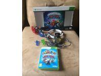 Xbox 360 Skylanders Trap Team Dark edition starter pack