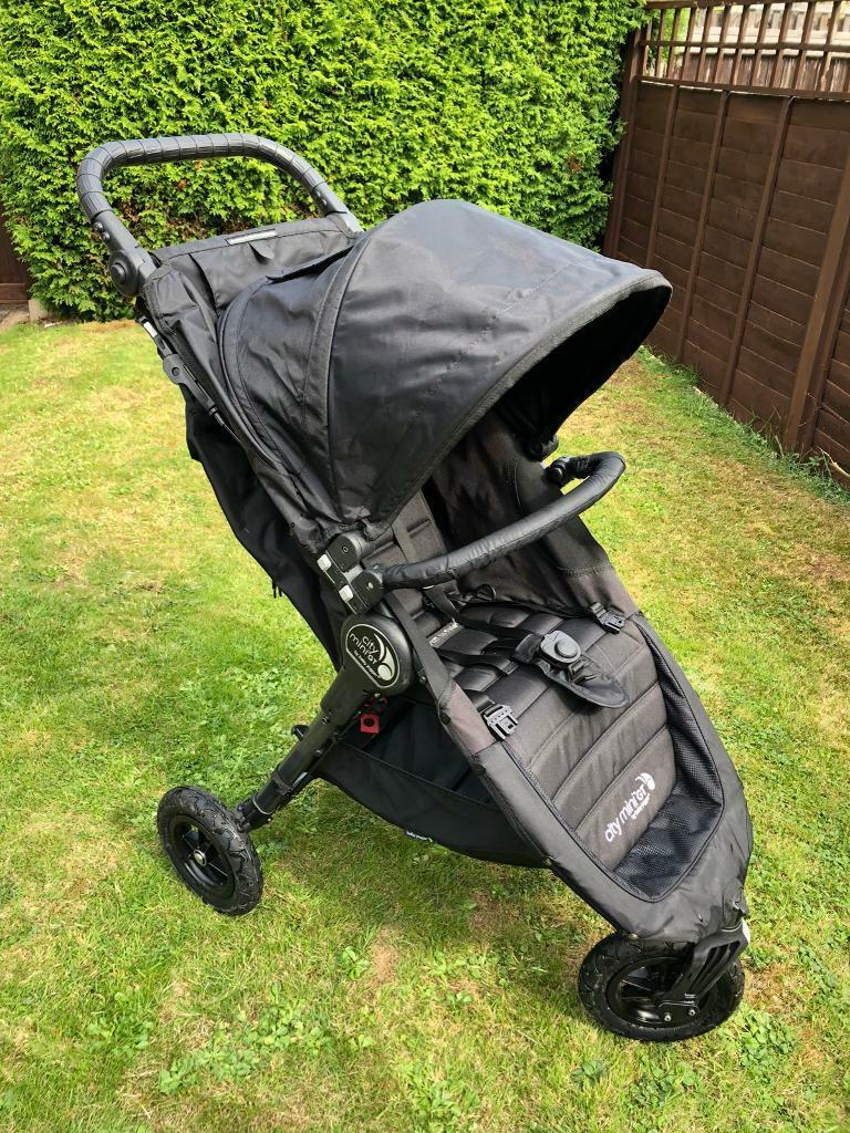 Baby Jogger City Mini Gt Black In Worcester Worcestershire Gumtree