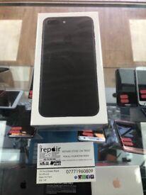 iPhone 7 Plus 32gb Black new