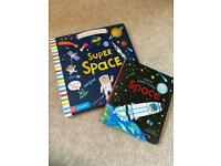 SPACE BOOKS (BRAND NEW)