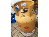 Free gas bottle