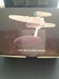 Eaglemoss star trek starships collection