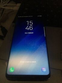 samsung galaxy s8 coral blue NEW unlocked any network ee orange o2 vodafone tesco 3 id asda virgin