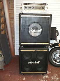 Marshall dynamic bass bins for sale