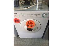 3 kg Dryer