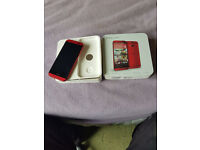 HTC ONE M9S - Unlocked - In Red - Good Condition