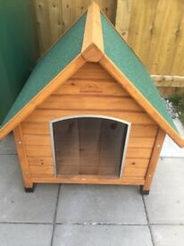 Dog Kennel Wood Brand New Never Been Used