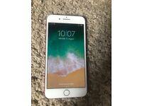 Iphone 7 plus red edition 128gb unlocked