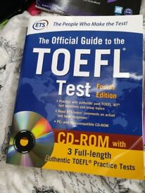 Toelf book