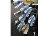 Set of ping S56 irons + 3 iron and wedge