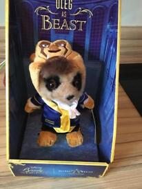 Oleg as the beast