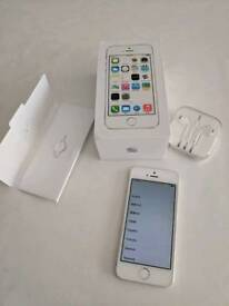 Applie iPhone 5s 16gb silver