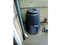 Blavkwell 330ltr compost bin