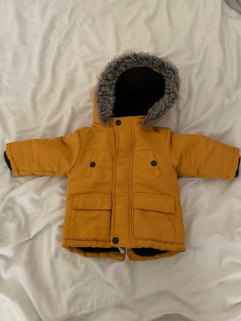 0ed3f7995ae4 Kids Primark coat ( 6-9 Months )