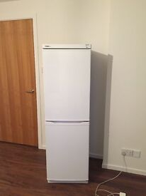 Haier White Fridge Freezer