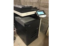 Konica Minolta Bizhub C451 Colour Copier Printer With Fiery
