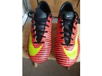 Football boots, Nike Mercurial size 4