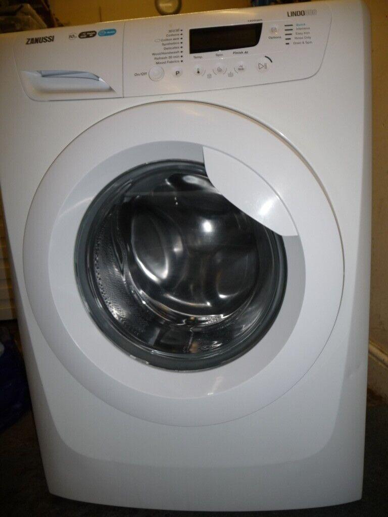 Zanussi Lindo 500 Washing Machine 10 Kg Amp 1400 Rpm In