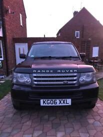 Land Rover Range Rover sport 2.7 td 2006