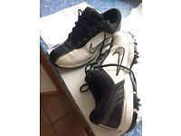 Nike golf shoes size 8 good condition