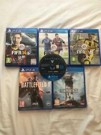 PS4 games bundle BARGAIN 🎆🎉