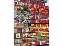 One piece manga comics
