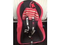 Koochi car seat, for stage 1,2 and 3.