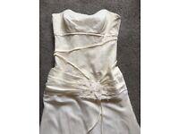 Wedding dress 8/10