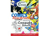 Comics and Illustration Course