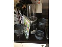 Nutribullet grey