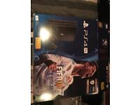 PS4 Pro 1TB + Headset, Fifa 18, 1 controller and a PS4 HDMI cable