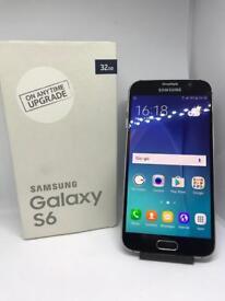 Samsung S6 Blue Boxed Unlocked