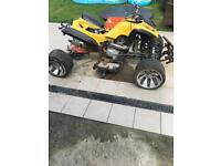 quad bike 250cc spare or repair