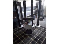 Goodmans 5.1surround sound system