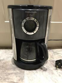 Morphy Richards Accents 47095 Digital Filter Coffee Maker Brand New WITHOUT Box