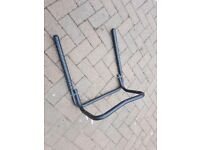 Bicycle Wall Rack for 2 bikes